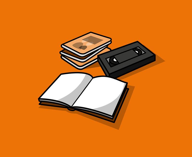 Bücher, Bücher....